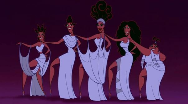The Princesses Read: TheMuses