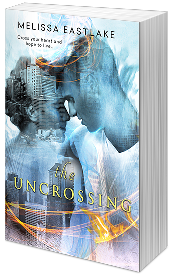 The Uncrossing Character Interview – w/the amazing Jeremy and Melissa Eastlake