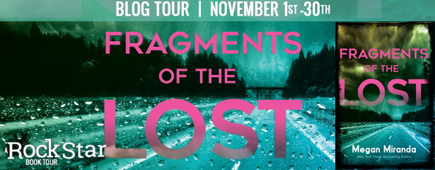 Fragments of the Lost Interview + Giveaway!