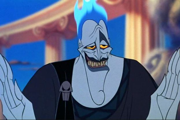 The Villains Read: Hades