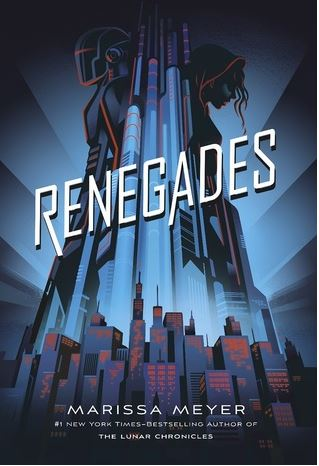 Renegades is Here and Mandy isNot