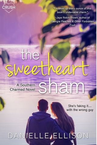 An Guest Post from The Sweetheart Sham's DanielleEllison!