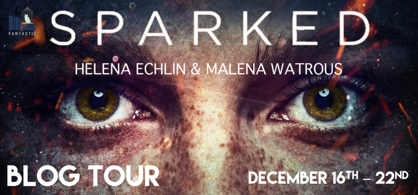 Sparked Blog Tour +Giveaway
