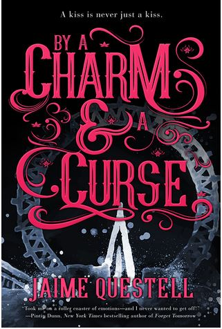 by a charm and a curse cover