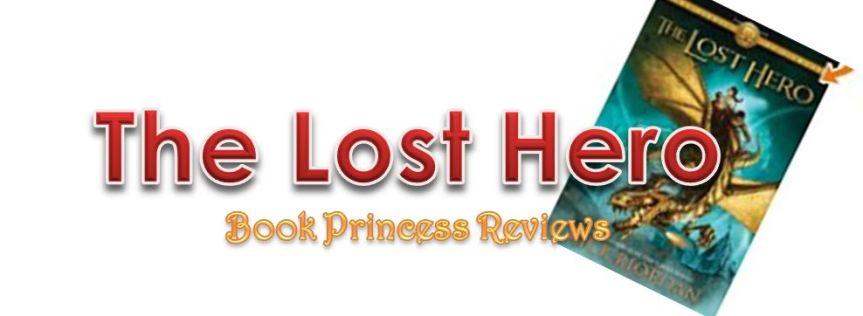 The Lost Hero by RickRiordan