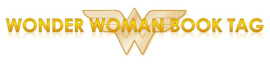 Wonder Woman BookTag