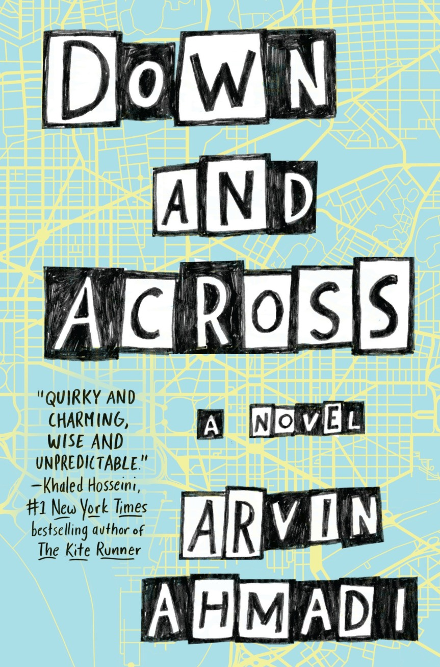 Down and Across by Arvin Ahmadi (ARCReview)