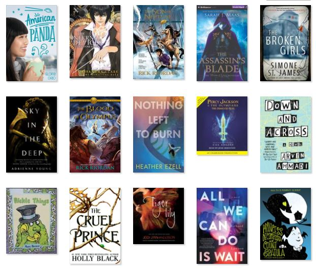 February Wrap-Up / MarchTBR