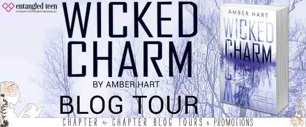Wicked Charm by Amber Hart Blog Tour Promo +Giveaway