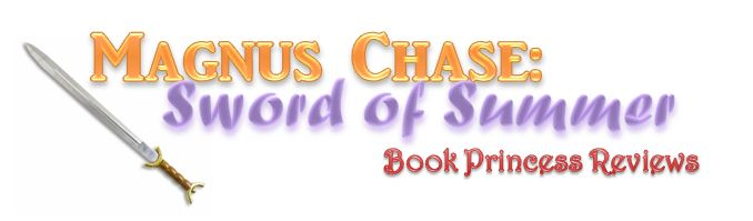 Magnus Chase: Sword of Summer by Rick Riordan