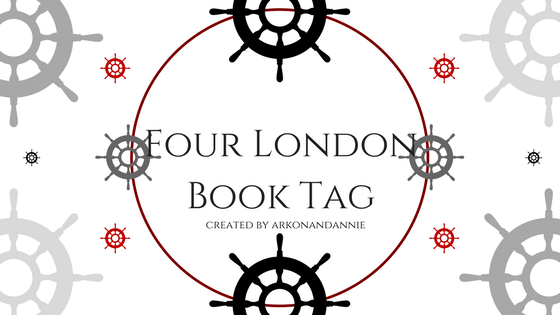 Four London Book Tag