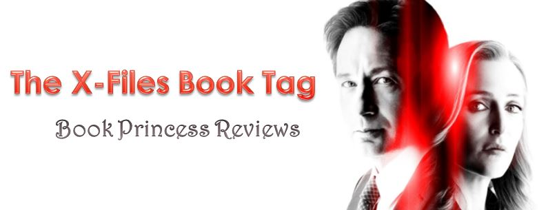 The X-Files Book Tag
