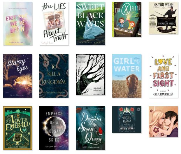 April Wrap-Up / May TBR