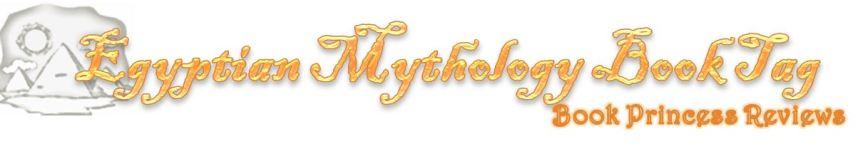 Egyptian Mythology BookTag