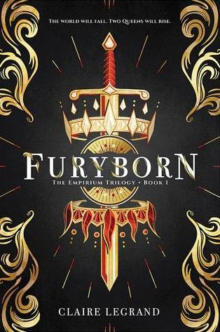 Furyborn by Claire Legrand (ARC Review)