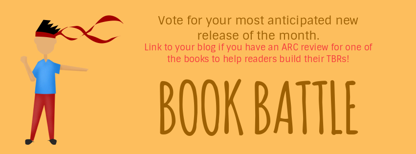 July #BookBattle: What's Your Most Anticipated Read?