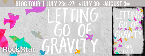 Letting Go of Gravity by Meg Leder Review + Giveaway