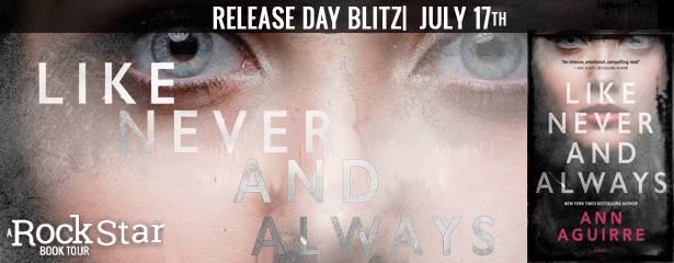 Like Never and Always Release Day Blitz