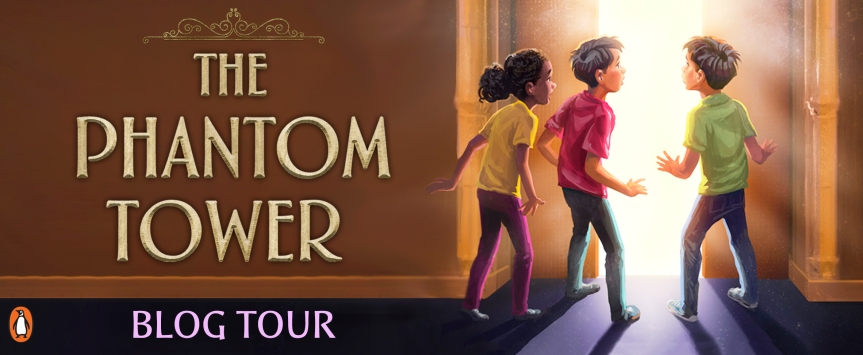The Phantom Tower Blog Tour: Q & A with KeirGraff