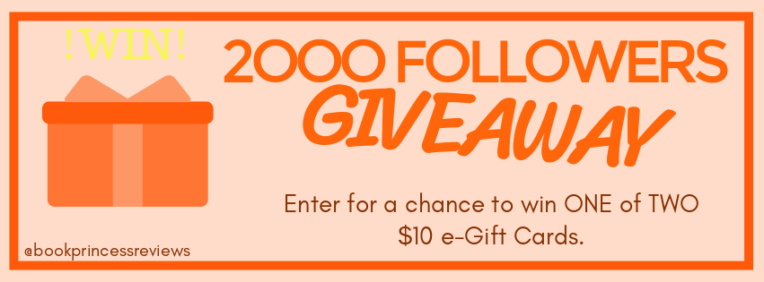 🎊 2k Follower Sweepstakes: TWO e-Gift Cards?? 🎊