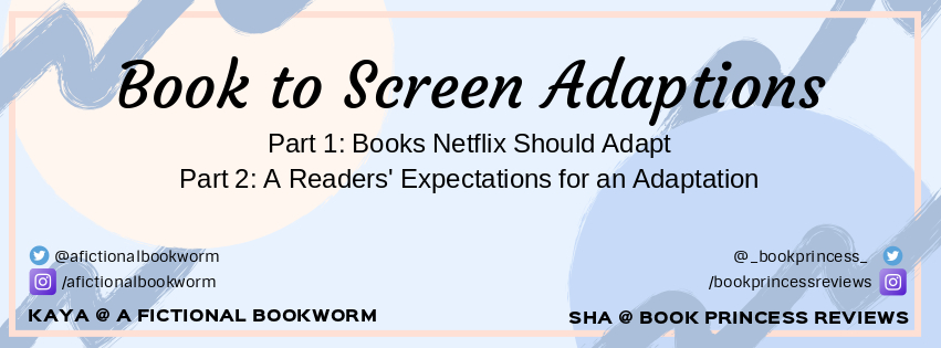 📚 If Netflix Adapts these Books, Here's What We Expect! (+ What Do YOUThink?)