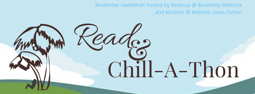 Read & Chill-A-Thon PROMPT #2: A Book Someone Recommended