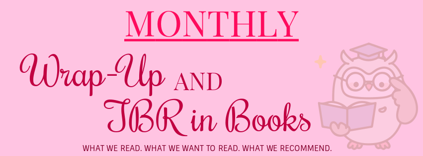 January Wrap-up & February TBR