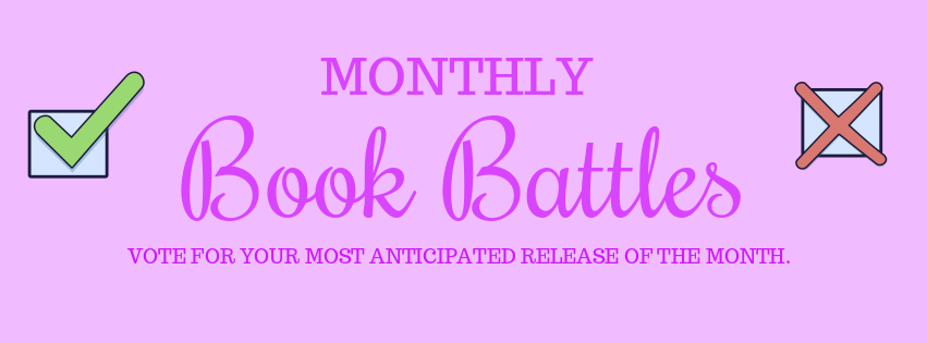 April #BookBattle: What's Your Most Anticipated Read for theMonth?