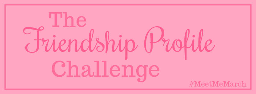 The Friendship Profile Challenge