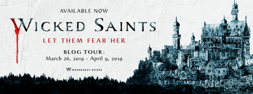 Wicked Saints Blog Tour: Review &Excerpt
