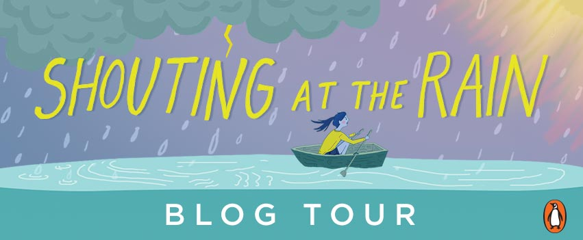 SHOUTING AT THE RAIN Blog Tour: Books that take us through an emotionalstorm