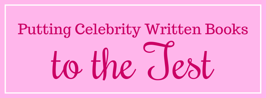 Putting Celebrity Written Books to the Test🔎