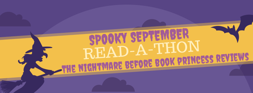 Nightmare Before BPR / Spooky September Wrap-Up aka the month of thrilling and chilling reads that were mostly so-so?