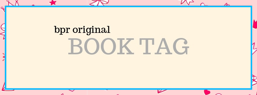 BPR Original: The Prediction Book Tag