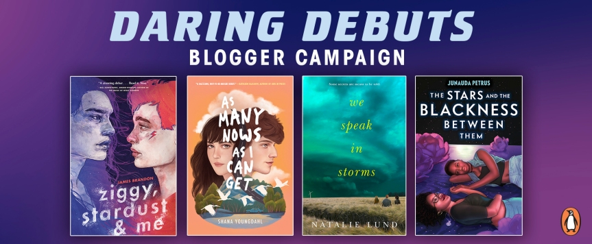 We Speak Storms Blog Tour: Books that Blend Magic and Real Life